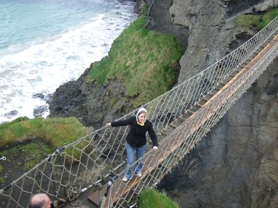 Carrick-a-Reed Rope Bridge