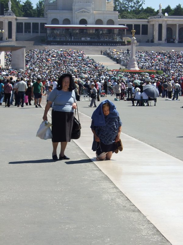 Endurance - Finishing the Fatima Pilgrimage