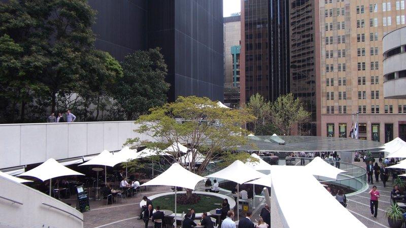 Sydney cafe scene