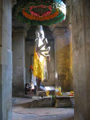 Vishnu at Wat