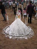 `Sand Stupas'