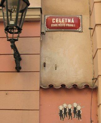 Celetna Graffiti