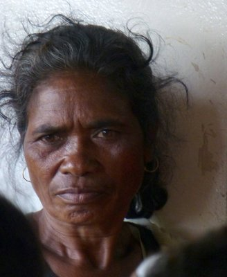 East Timorese islander