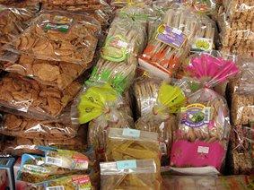 More food at Chiang Mai bus terminal