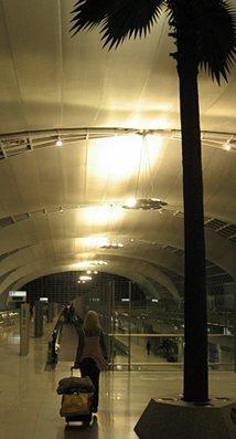 Departure gate, Suvarnabhumi Airport, Bangkok
