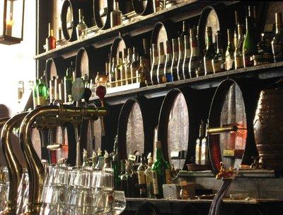 Hoppe Bar, Spui Square, Amsterdam