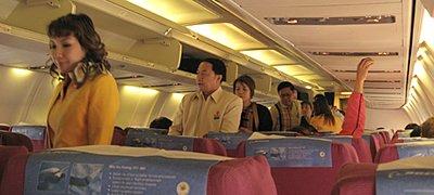 Onboard NOK air