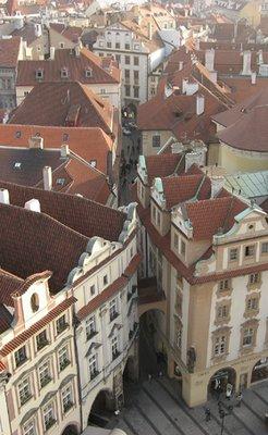 Železná Street, Prague