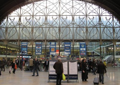 Paddington Station