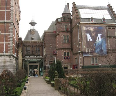 Rijksmuseum, Amsterdam