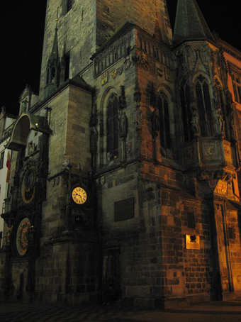 Old Town Hall Clock 2