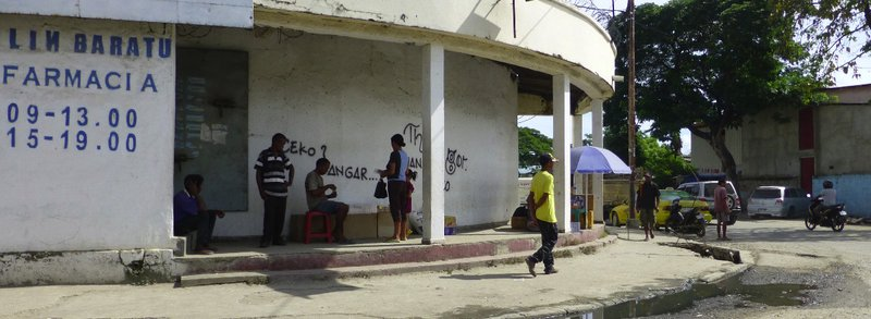 Dili corner store