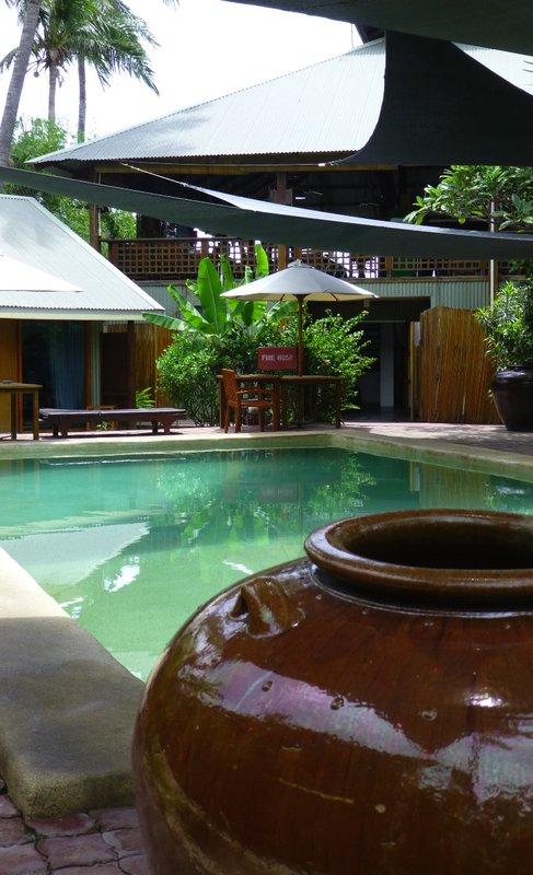 Esplanada pool