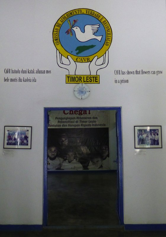 Chega entrance
