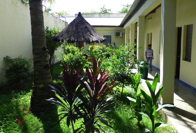 Chega garden