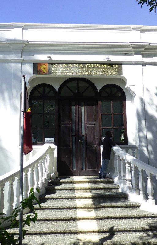 Xanana Gusmao Reading Room