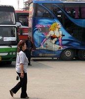 Tour Bus 1, Sop Ruak, Thailand