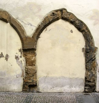 Ancient remnants, Prague