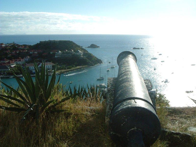 Gustavia Bay, St Barths,