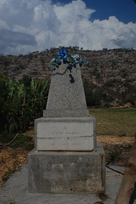 Memorial to Toussaint Louverture