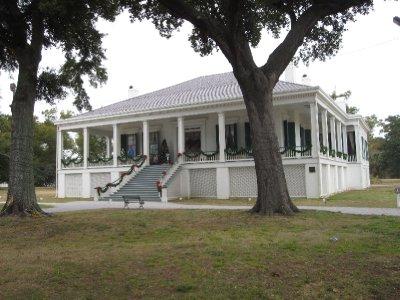 Jefferson Davis's Last Home
