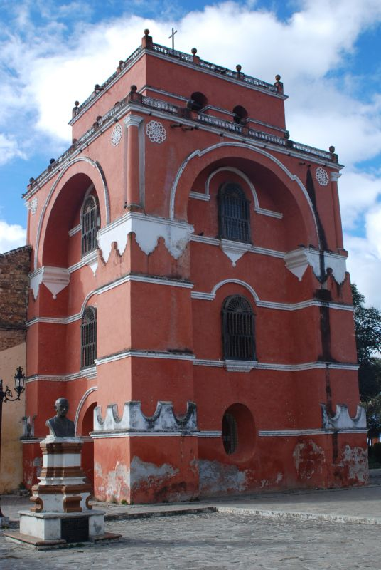 San Cristóbal Tower