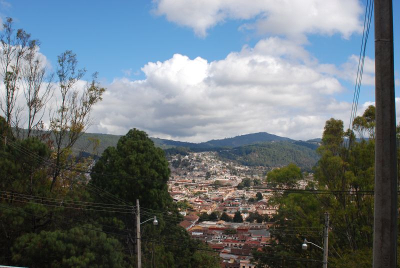 Veiw of San Cristobal