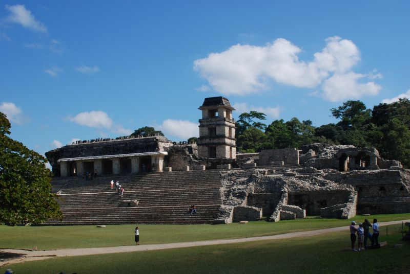 Main Palace of Palenque