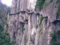 Stairs at Huangshan