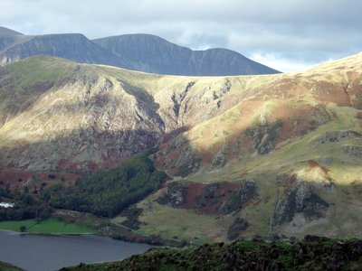 Buttermere from Scarth Gap