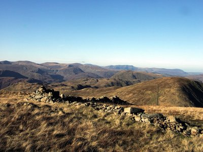 The Eastern Fells of Lakeland