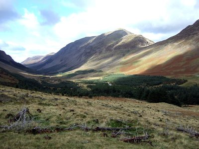 Ennerdale and High Crag