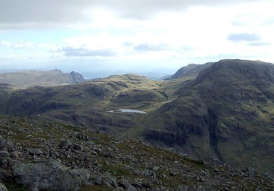 Great Gable Summit