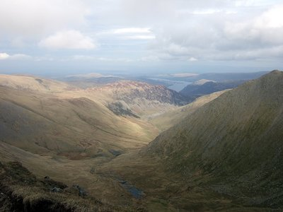 The View to Ullswater