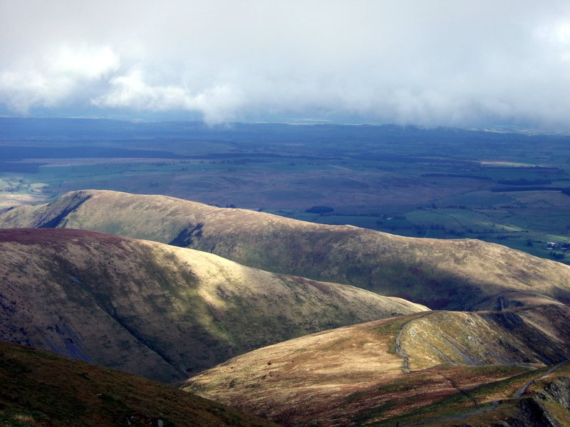 Blencathra Summit View