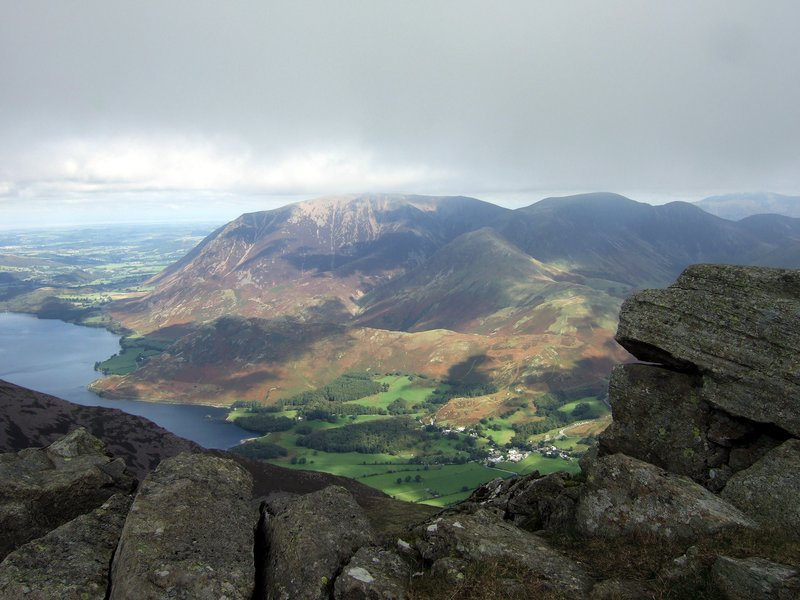 Buttermere and Grasmoor