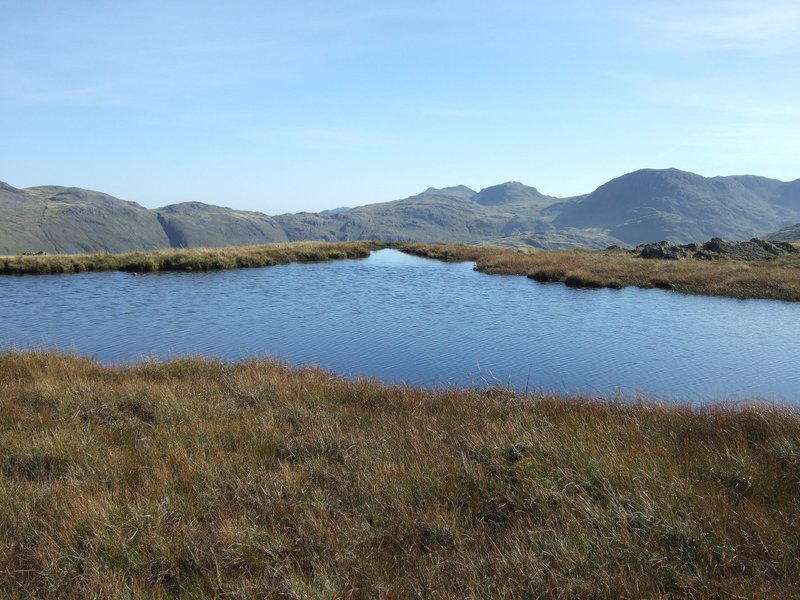 Tarn on Grey Knotts