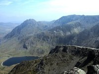 Tryfan and the Glyders