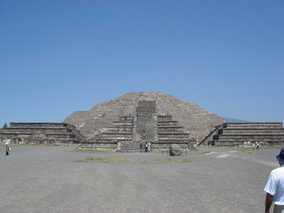 Pyramid of Sun-Teotihuacan