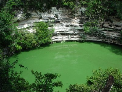Cenote Sagrado, Chichen-Itza