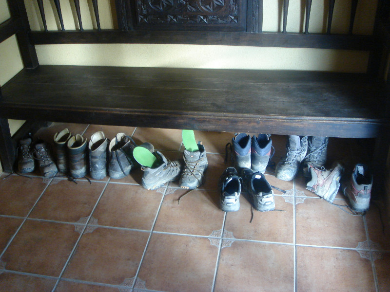 Pilgrims Boots