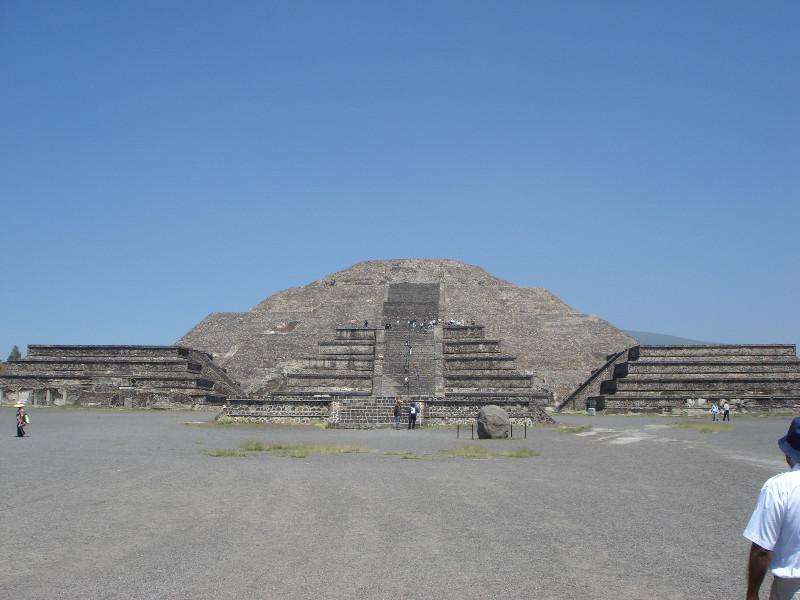 Pyramid of Sun-Teotihuacan