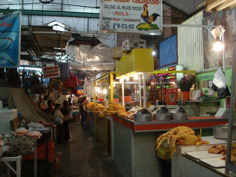 The Poultry Market
