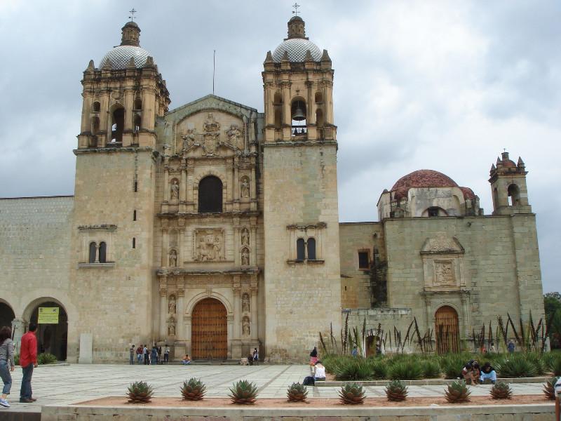 El Templo de Santo Domingo de Guzman