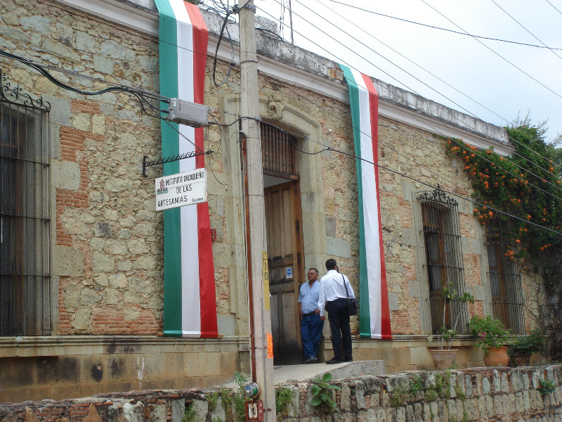 Institute of Handicrafts, Oaxaca