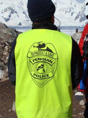 Penguin Patrol Vest