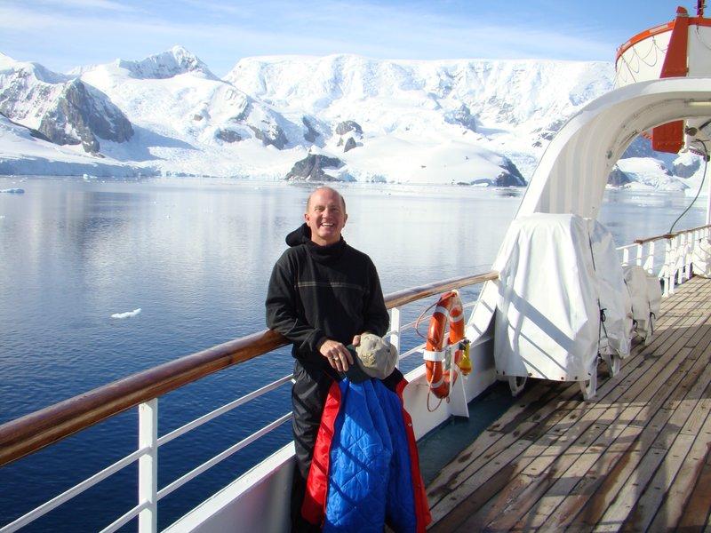 Antarctic Patrol