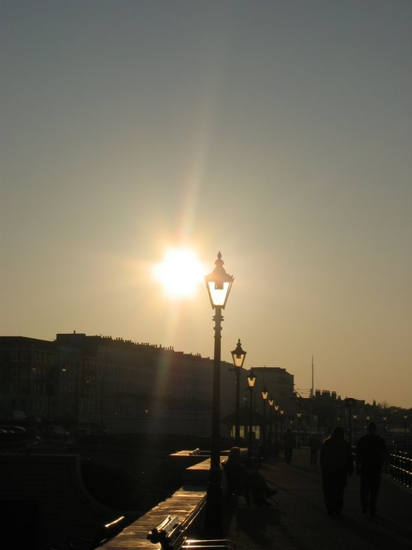 Late afternoon in Herne Bay