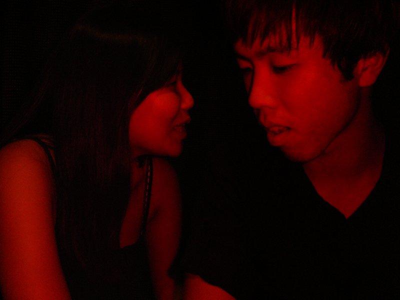 tim and ana.