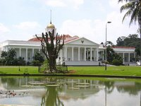 The Palace in Bogor